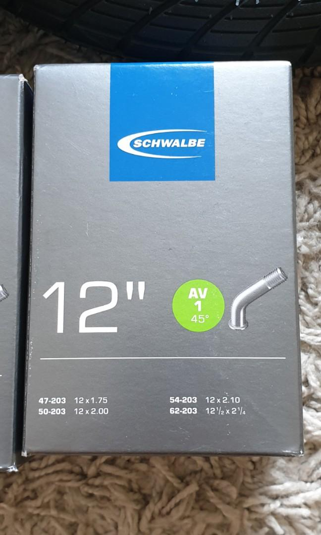 ♻️ 12 Inch Schwalbe Big Apple Tyre
