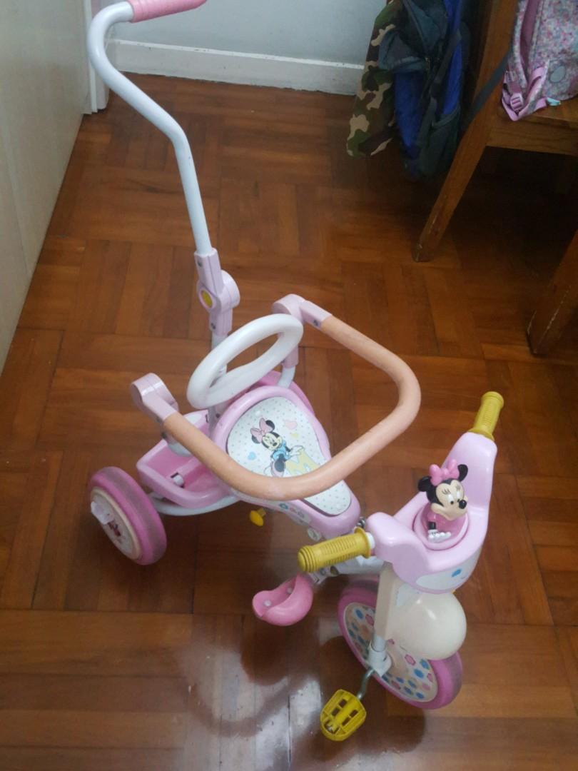 米妮可摺小童單車