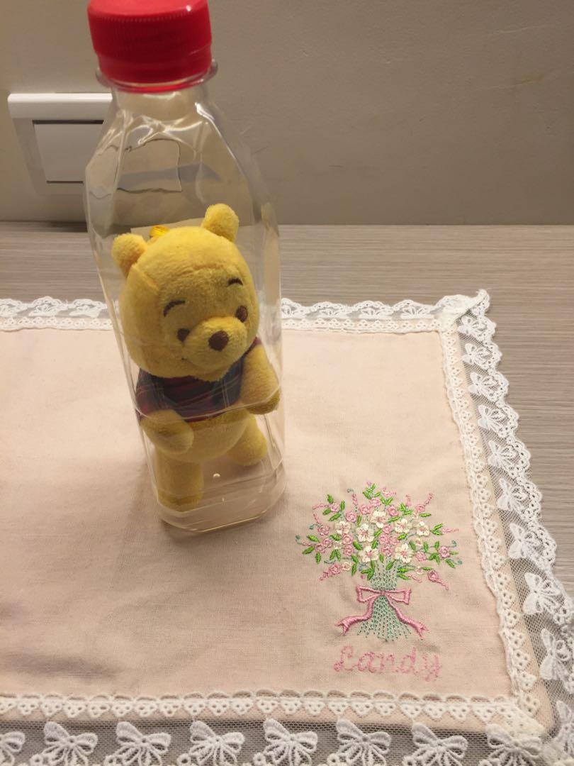 維尼小熊 午後的紅茶瓶裝