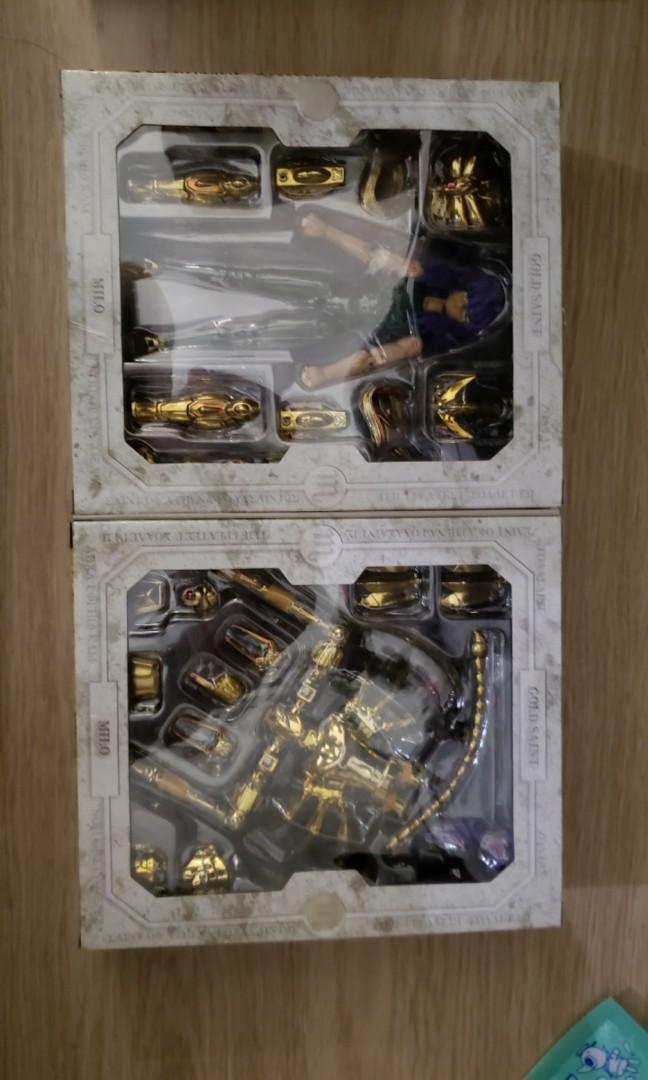 黃金聖鬥士 天蠍座