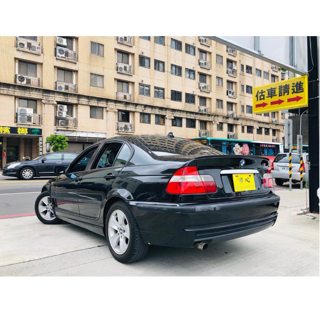 中古車 二手車 BMW 318I E46型
