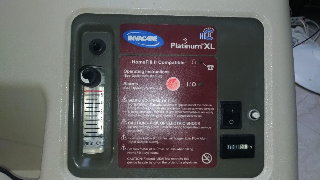 美國 Invacare (寵物用)製氧機 氧氣機
