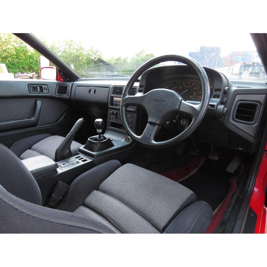 1989 Mazda RX7 FC3S