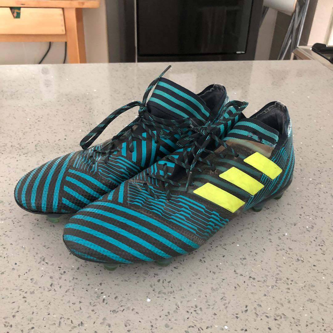 messi adidas 2018 nemeziz 17.1 shoes for pes 2017