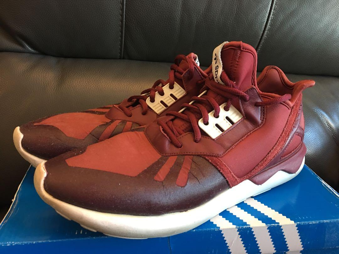 adidas Tubular Moc Runner Red | Sapato Sneakerstore