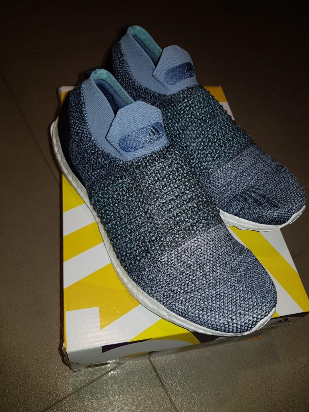 Adidas ultraboost Parley limited edition Laceless Brand NEW