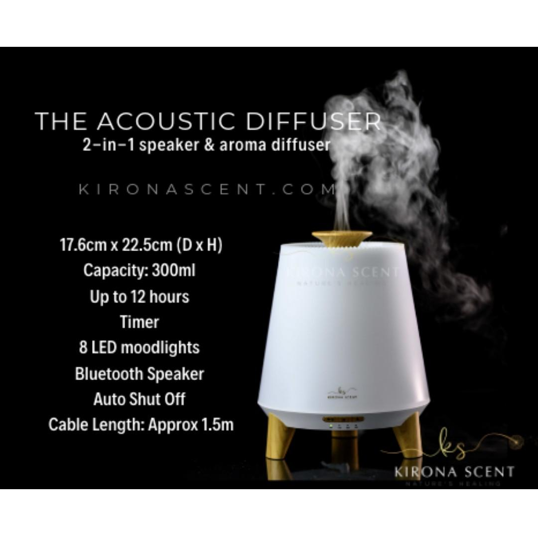 Aroma Diffuser | Free Essential Oil