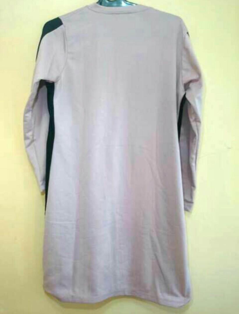 Atasan Wanita Warna Pink Fit to Size XL