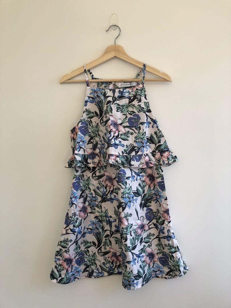 Atmos&here I'm Yours Floral Dress