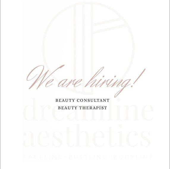 Beauty Therapists / Consultant