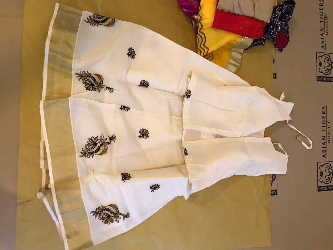 Chaniya choli dress Diwali Indian traditional ghaghra dandia lehenga