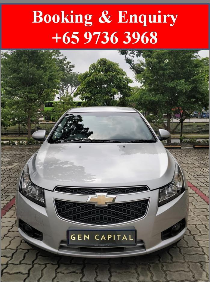 Chevrolet Cruze 1.6A *Cheapest rates, full support!