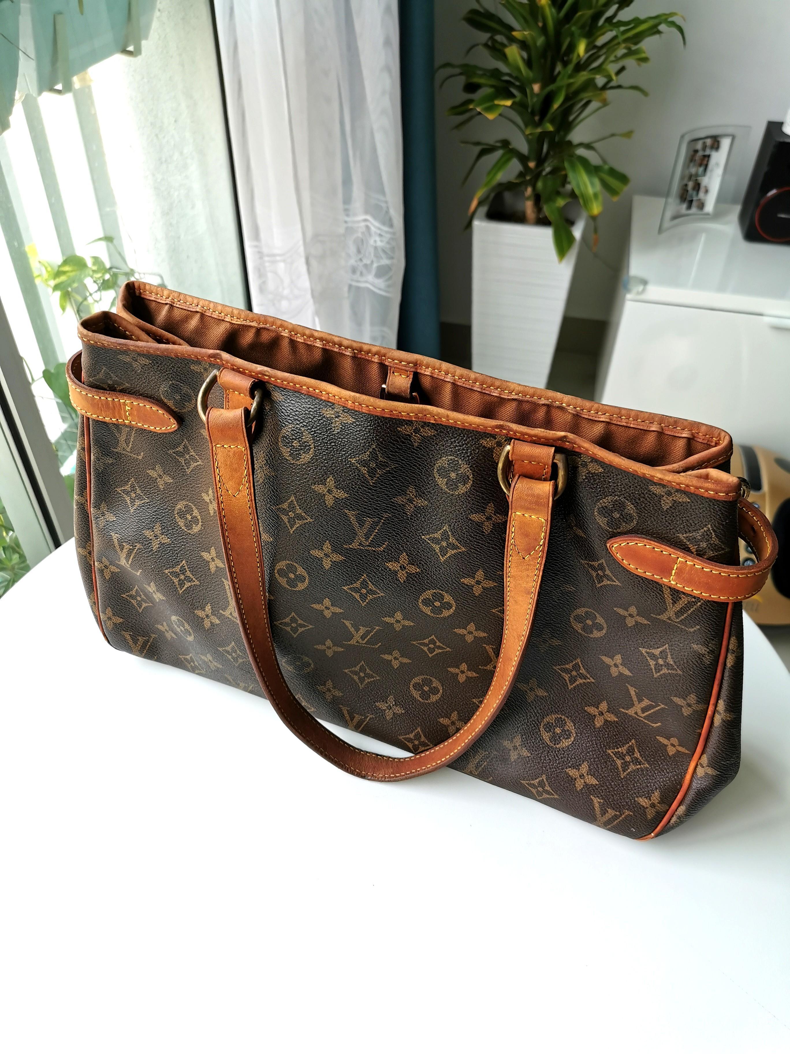 Authentic original vintage Louis Vuitton Monogram Batignolles Horizontal / vanitignolorizontal M51154/DU1005 shoulder bag   / LV