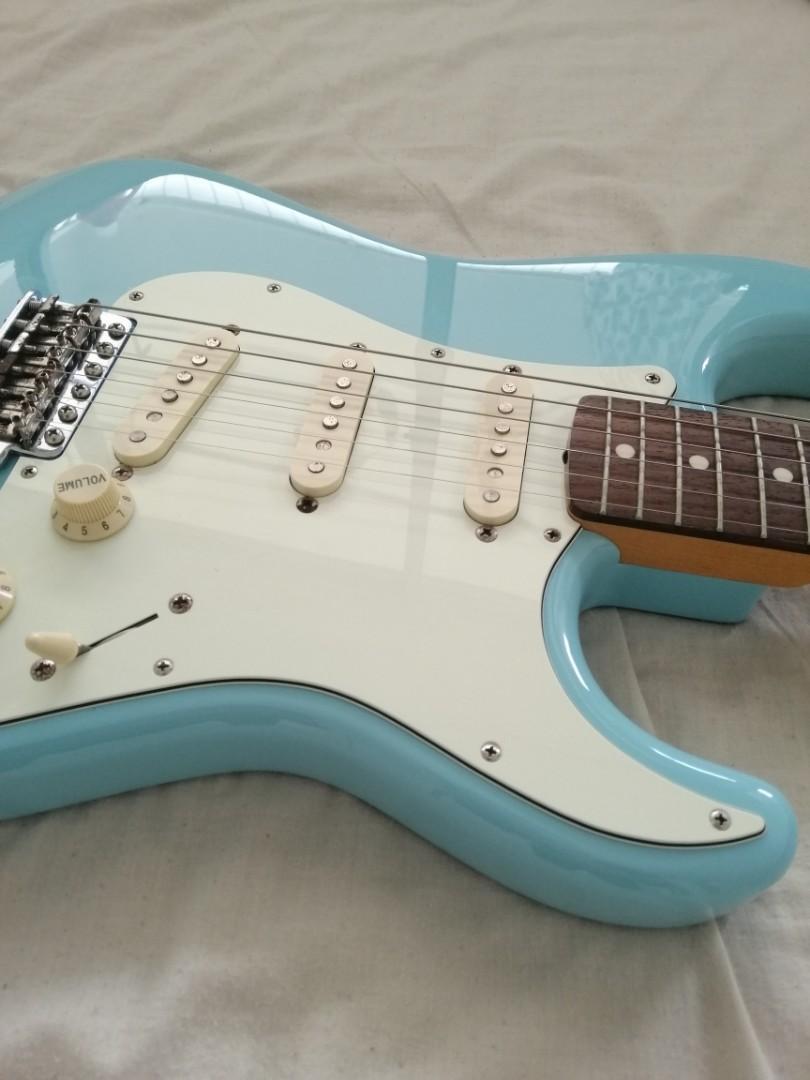 Fender MIJ Stratocaster