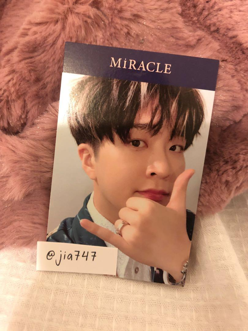 GOT7 Present:You & Me Repackage Youngjae Photocard