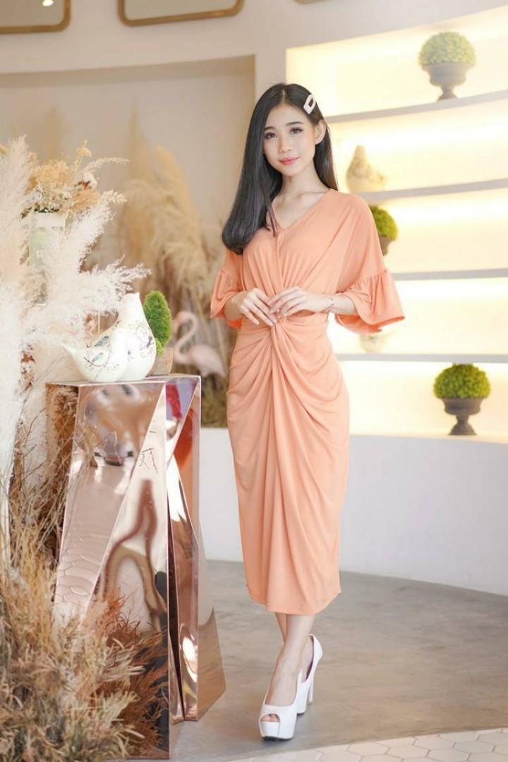 Grande Twist Dress