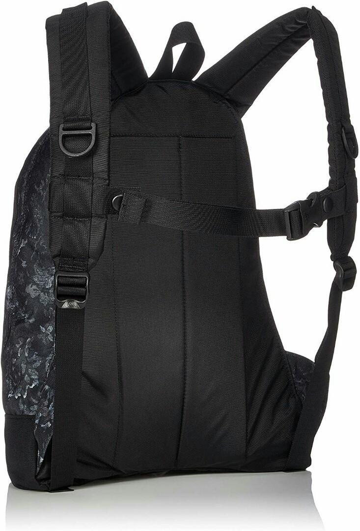 Gregory Fine Day 16L Backpack (black tapestry) 2019最新色 黑花 背囊 背包 書包 現貨