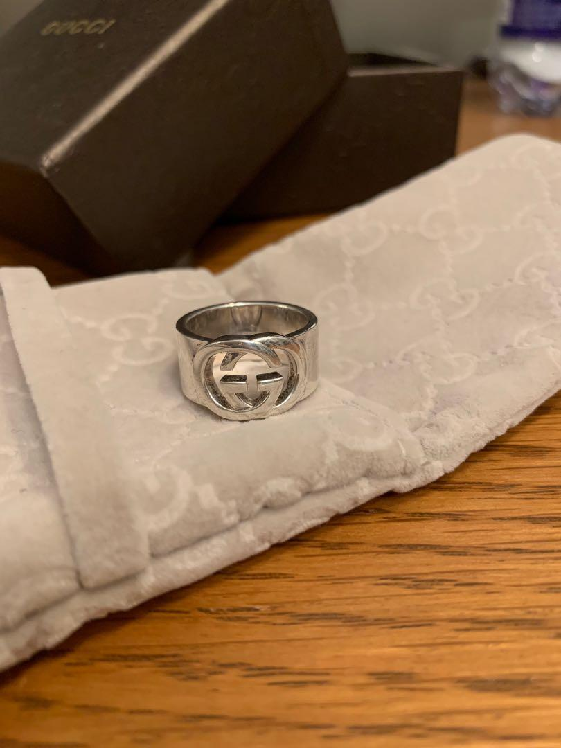 GUCCI ring size 7