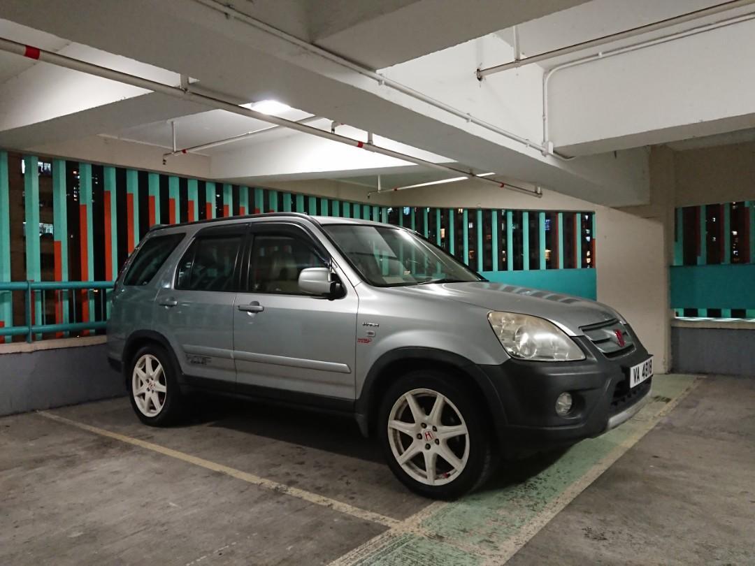 HONDA CR-V 2005 rav4