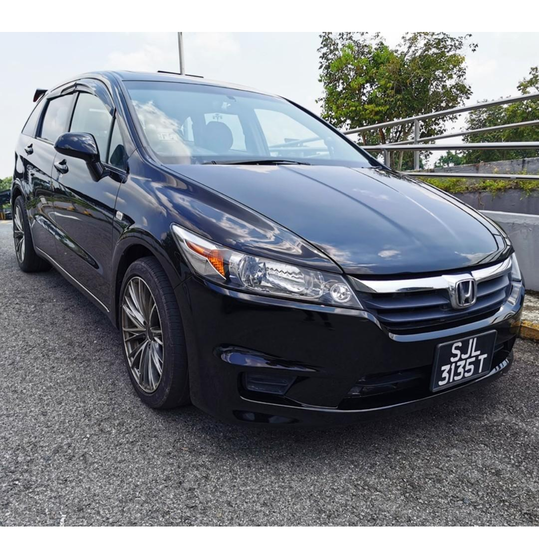 Honda Stream 1.8 i-VTEC SR Auto
