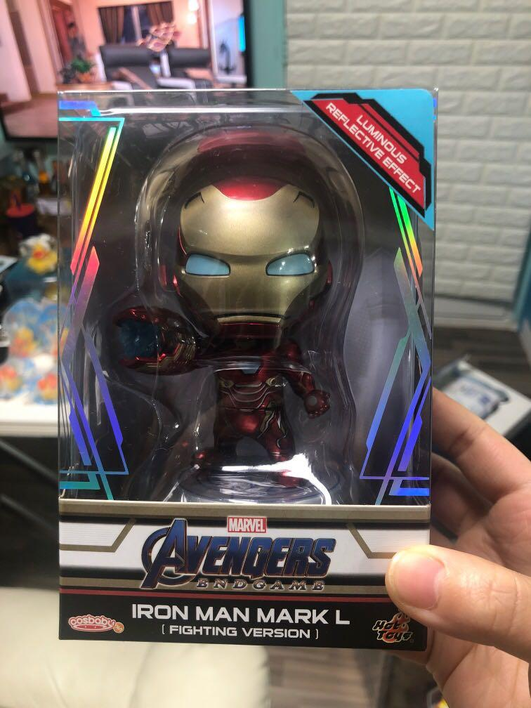 Hot Toy Iron Man End Game