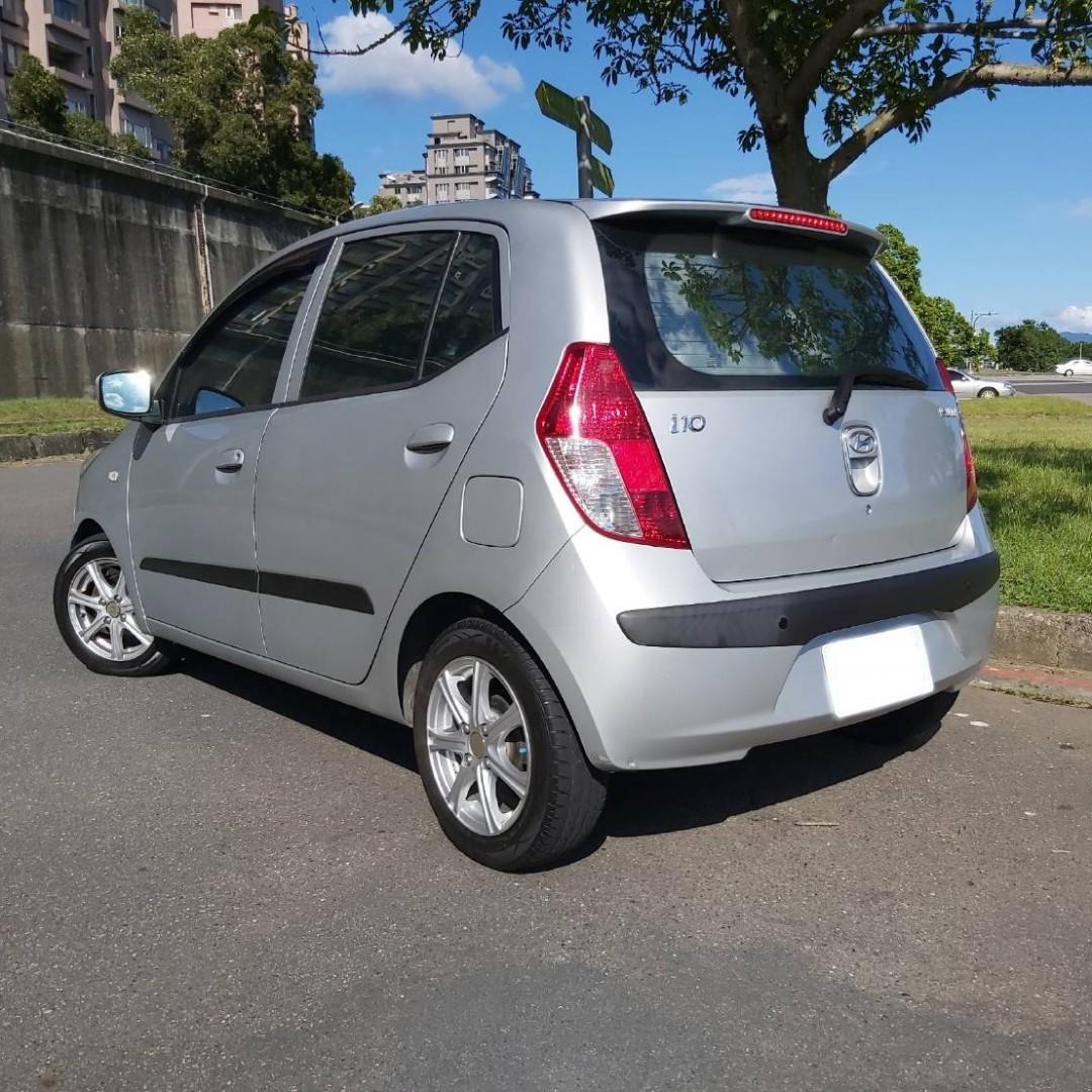 現代Hyunda i10 中古車 二手車 代步車 零頭款 全額貸 車況好 私下分期