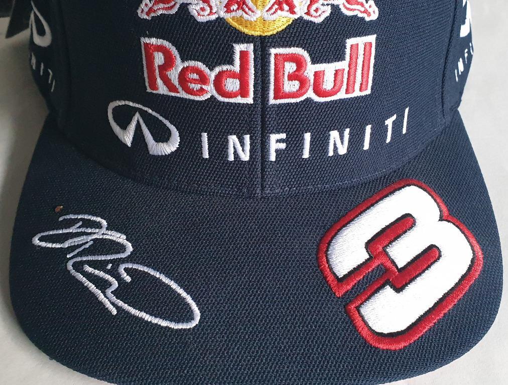 Infiniti Red Bull Racing 2015 Daniel Ricciardo Driver Cap