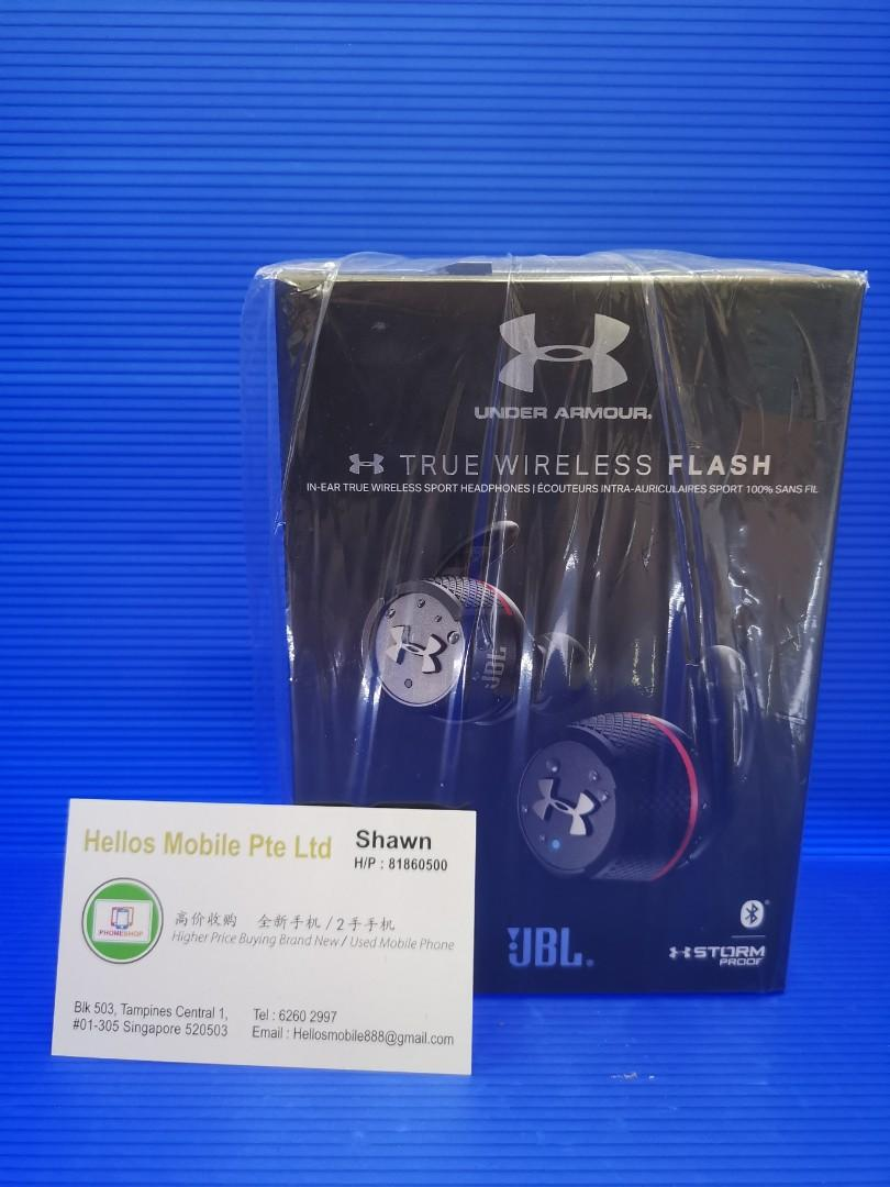 Jbl under armour wireless headset(New)