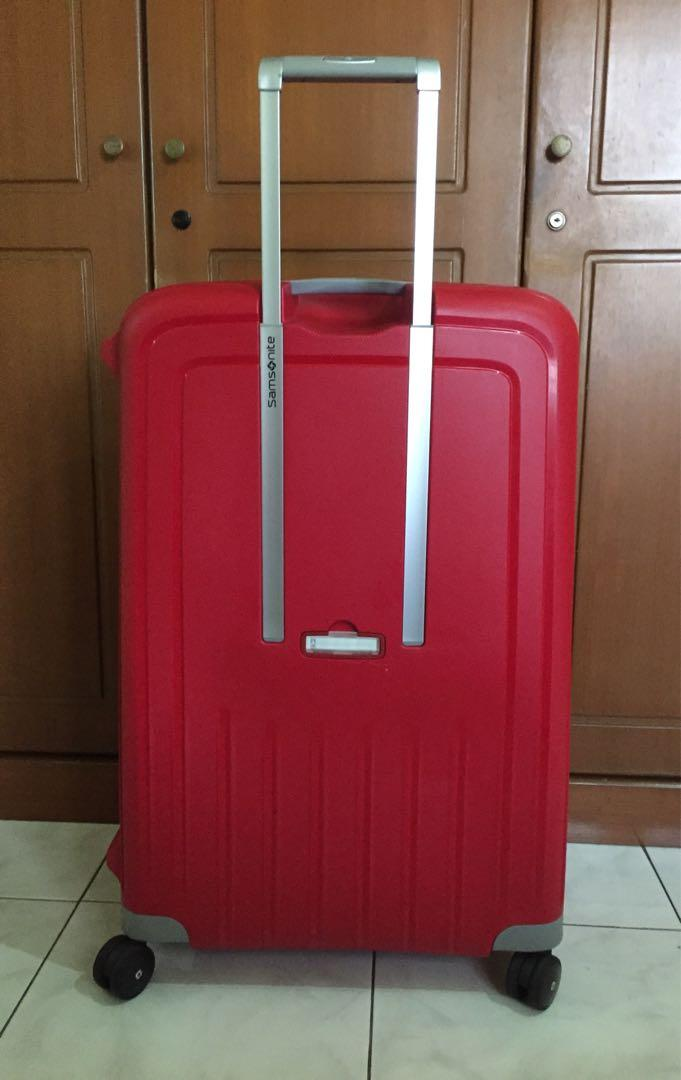 Koper Samsonite S'Cure Spinner 30""