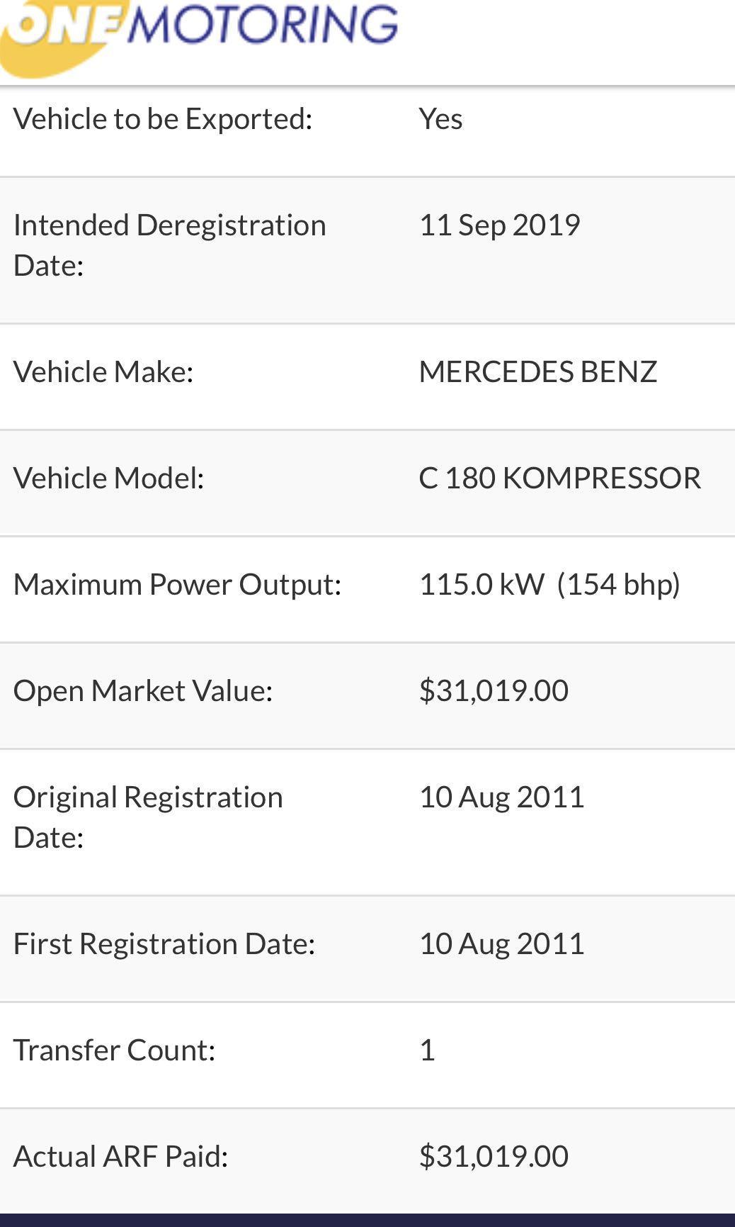 Mercedes-Benz C180 CGI BlueEfficiency (A)