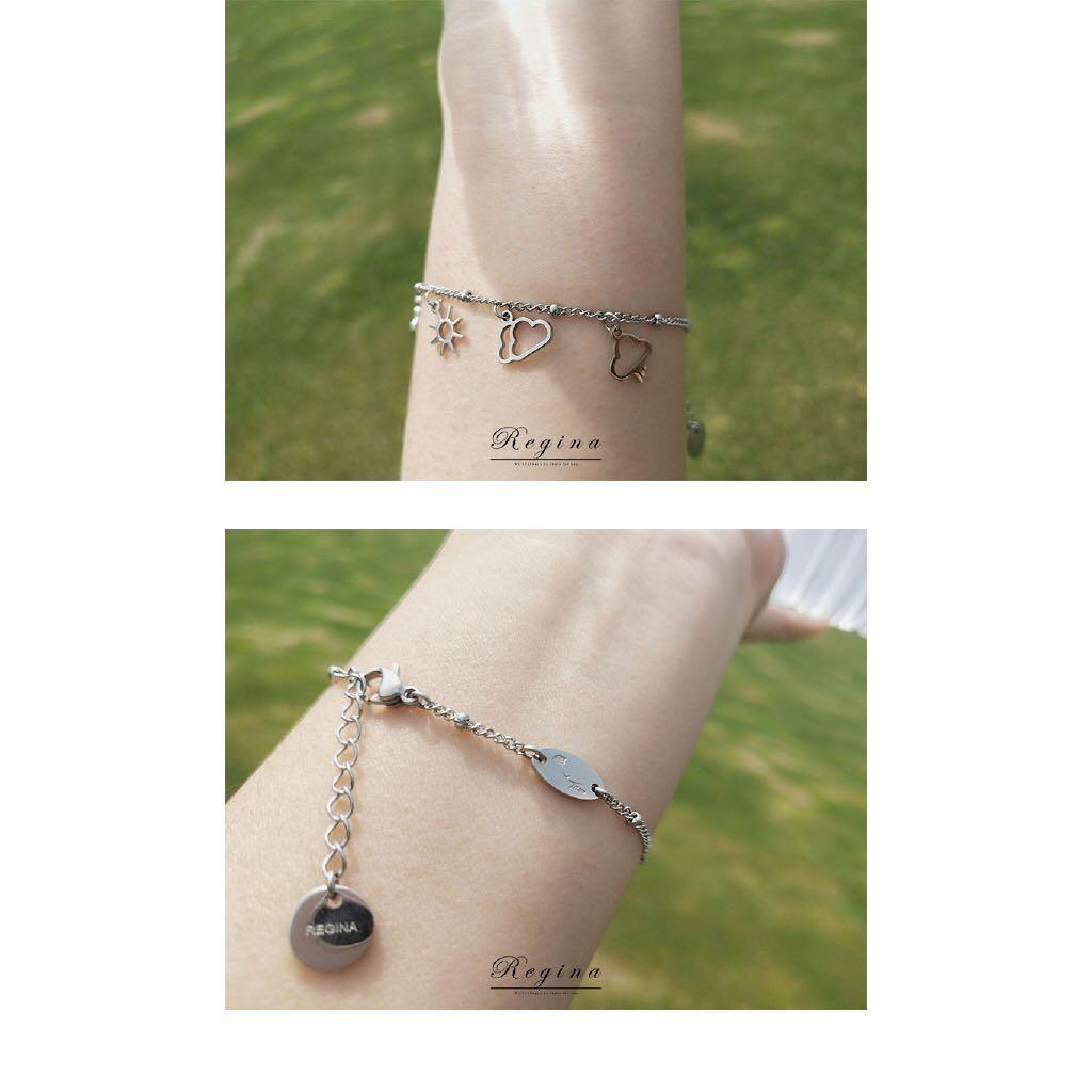 Mino Weather Choker Tattoo Inspired Bracelet by Regina_4444