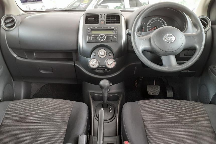 NISSAN ALMERA 1.5 (A) VL EDITION IMPUL NISMO FULL BODYKIT !! NEW FACELIFT !! 16 VALVE DOHC 4 CYLINDER IN-LINE !! 4 SPEED AUTOMATIC TRANSMISSION !! FULL FABRIC SEATS !! PREMIUM HIGH SPECS !! ( WXX 1036 ) 1 CAREFUL OWNER !!