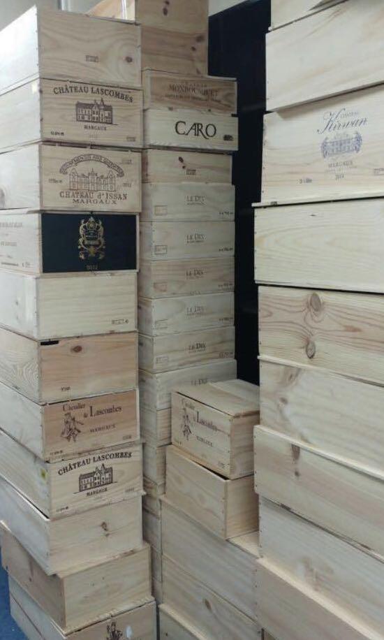 Parisan Classic 法式紅酒木箱
