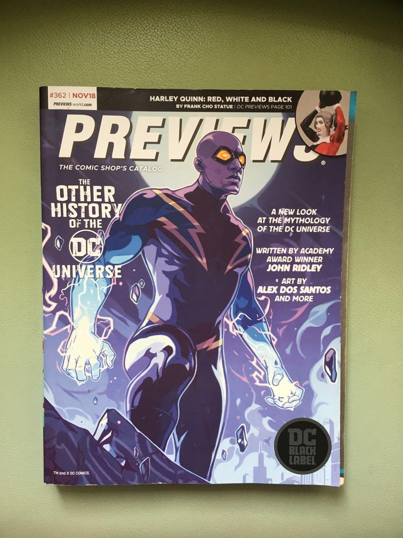 PREVIEWS magazine-catalog_2018 issues_P50 EACH