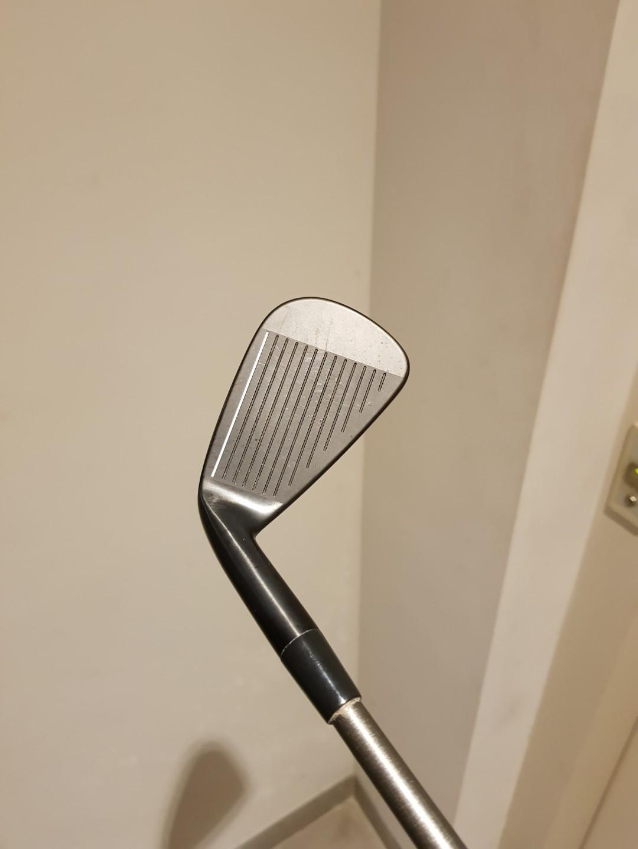 PXG 0311T Black Golf Iron 7 plus Steelfiber shaft