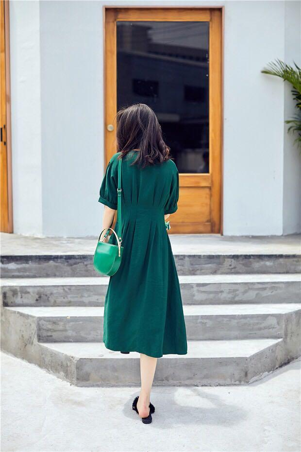 Quality long dress