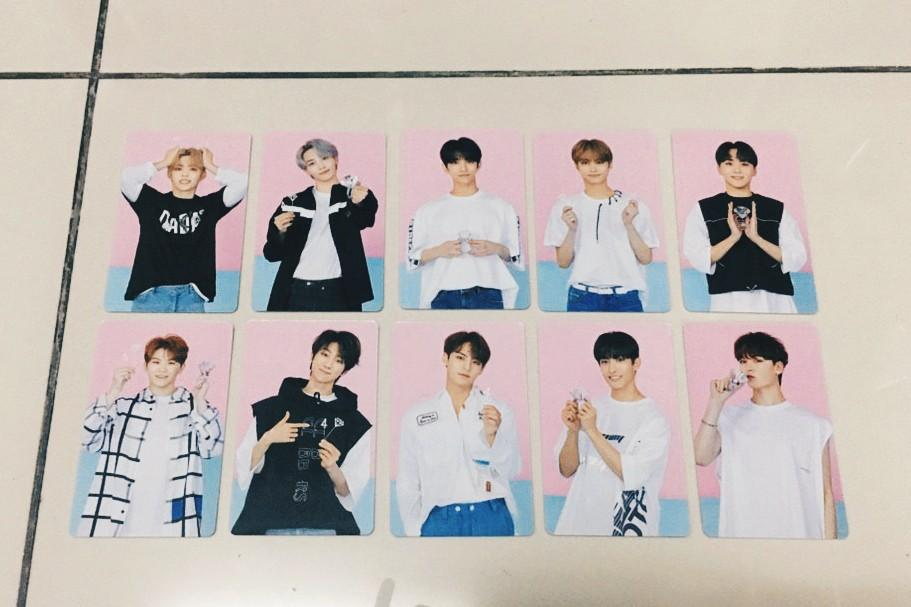 [READY STOCKS] CARAT 4th Generation Official Photocards