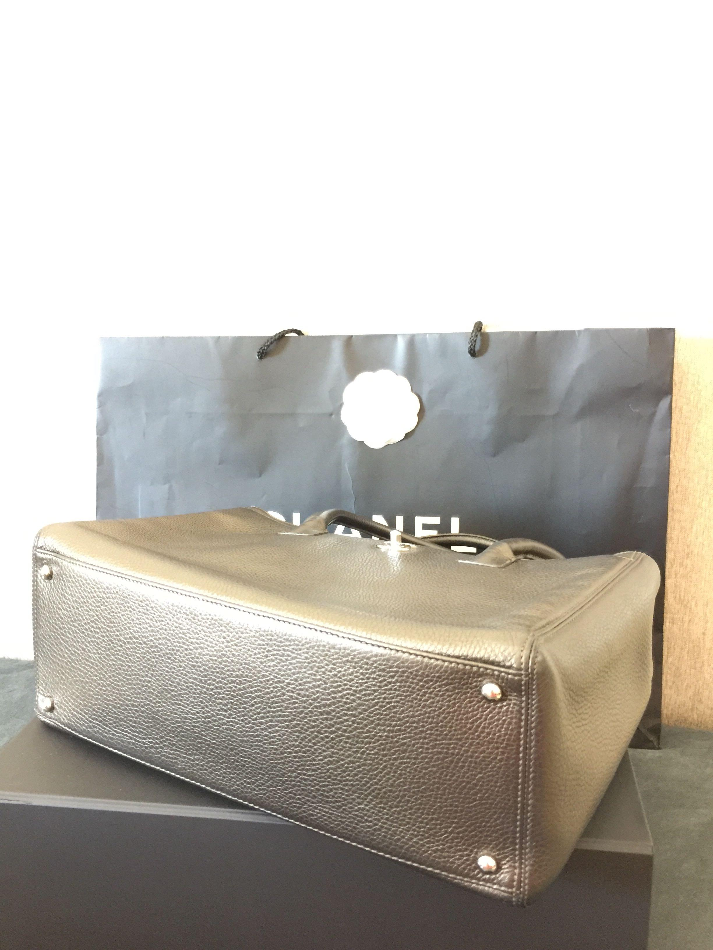 REDUCED $2200 Authentic FULL SET CHANEL Tote with Original Receipt