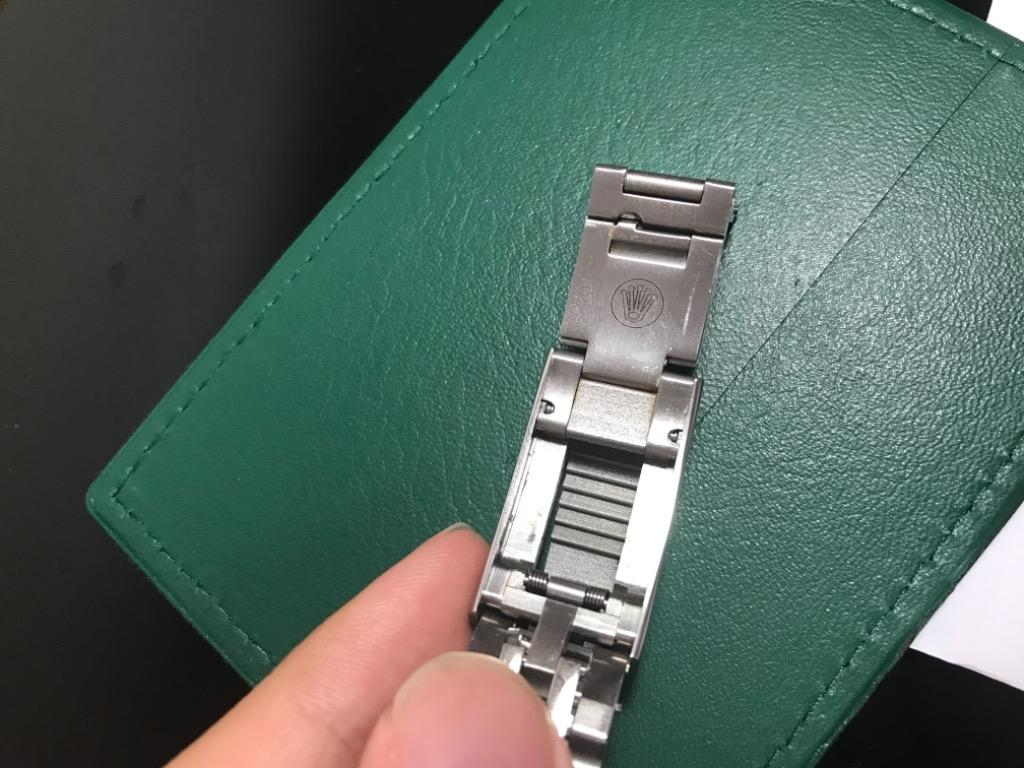 Rolex Glidelock Clasp for Deepsea Seadweller Submariner