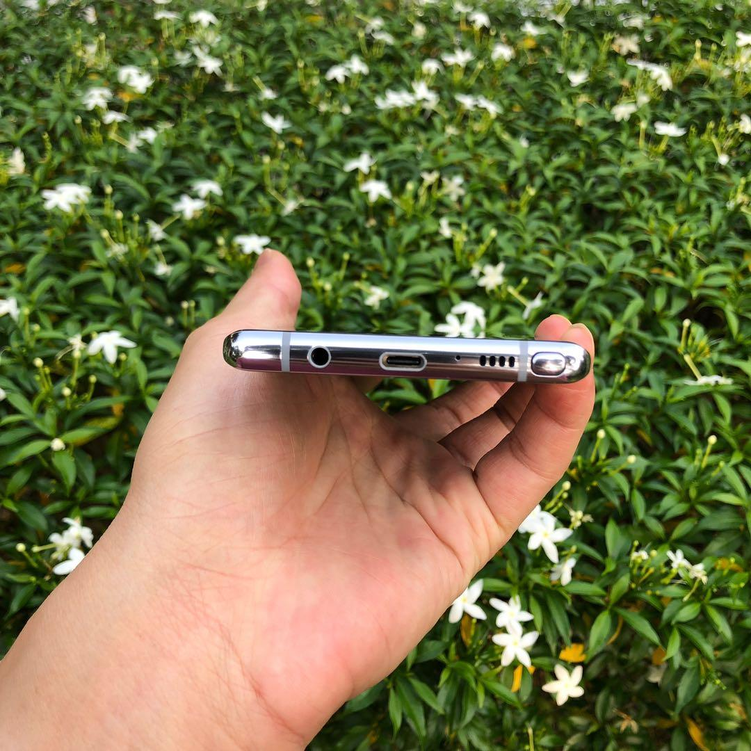 Samsung Note 8 64GB Orchid Gray Full Set SME