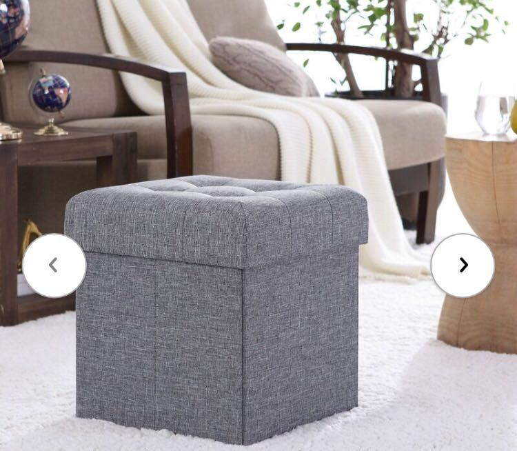 SAVE $32 ON BRAND NEW FOLDING FOOT REST  WITH STORAGE