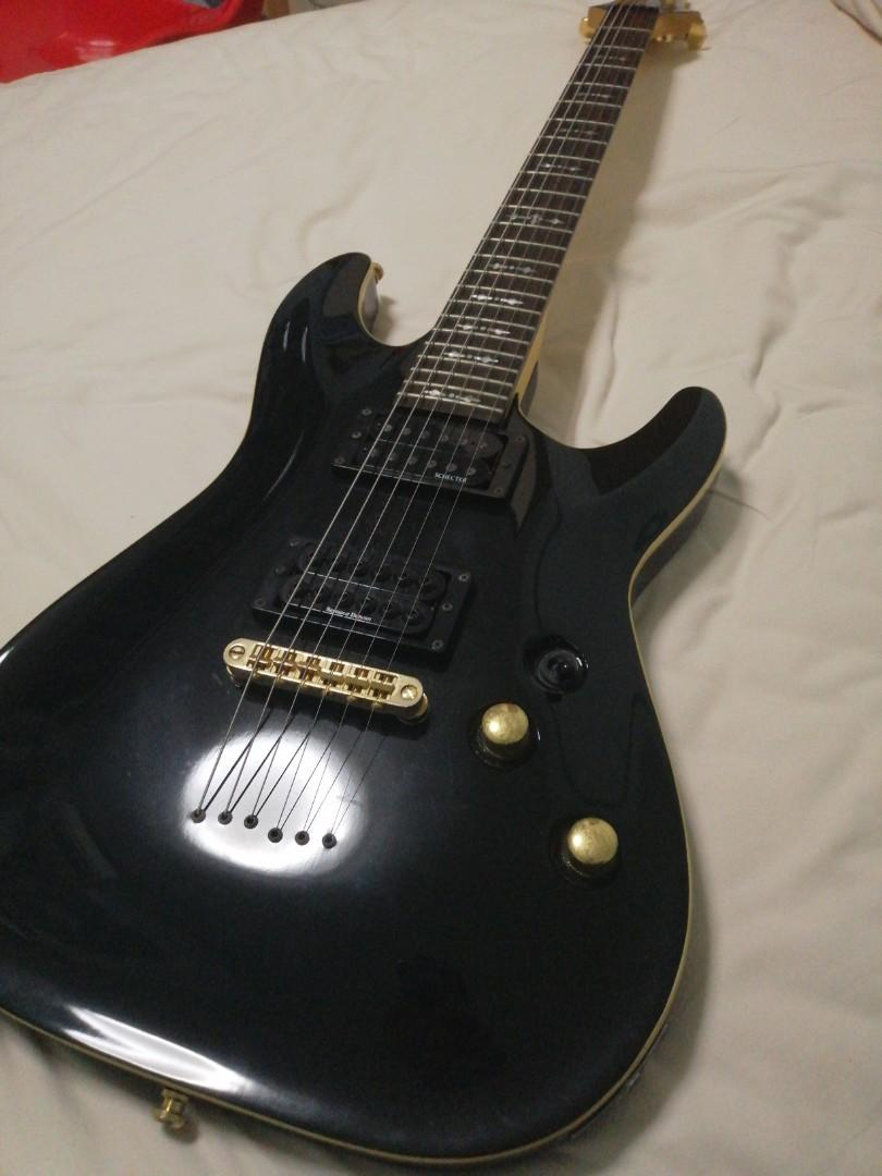 Schecter Omen-6 Electric Guitar