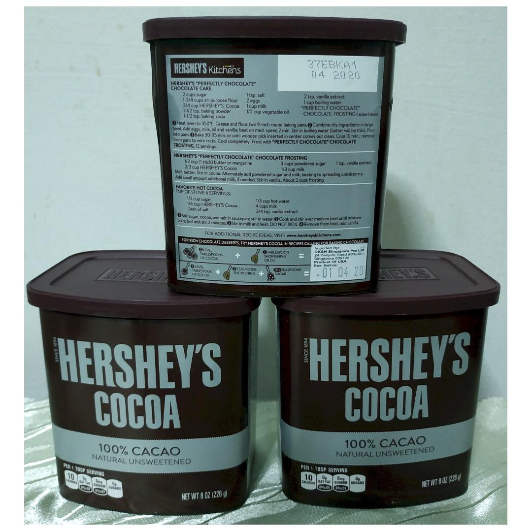 Selling: Hershey's Cocoa Powder - 100