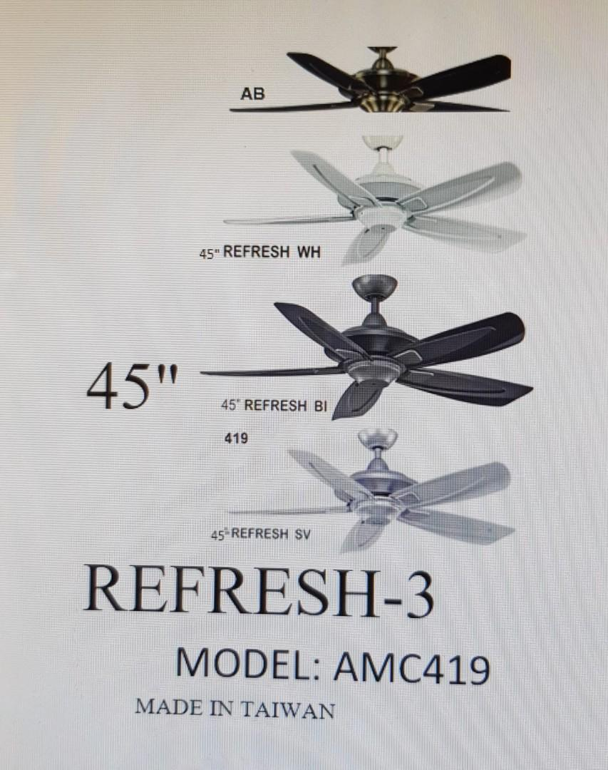 Ceiling fan **SPECIAL OFFER** SPECIAL OFFER**  For OCT 19