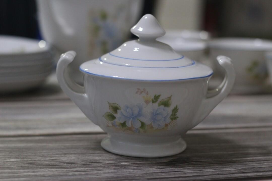 Tea set - 23 pcs