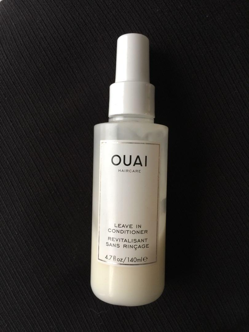 The Ouai leave in conditioner