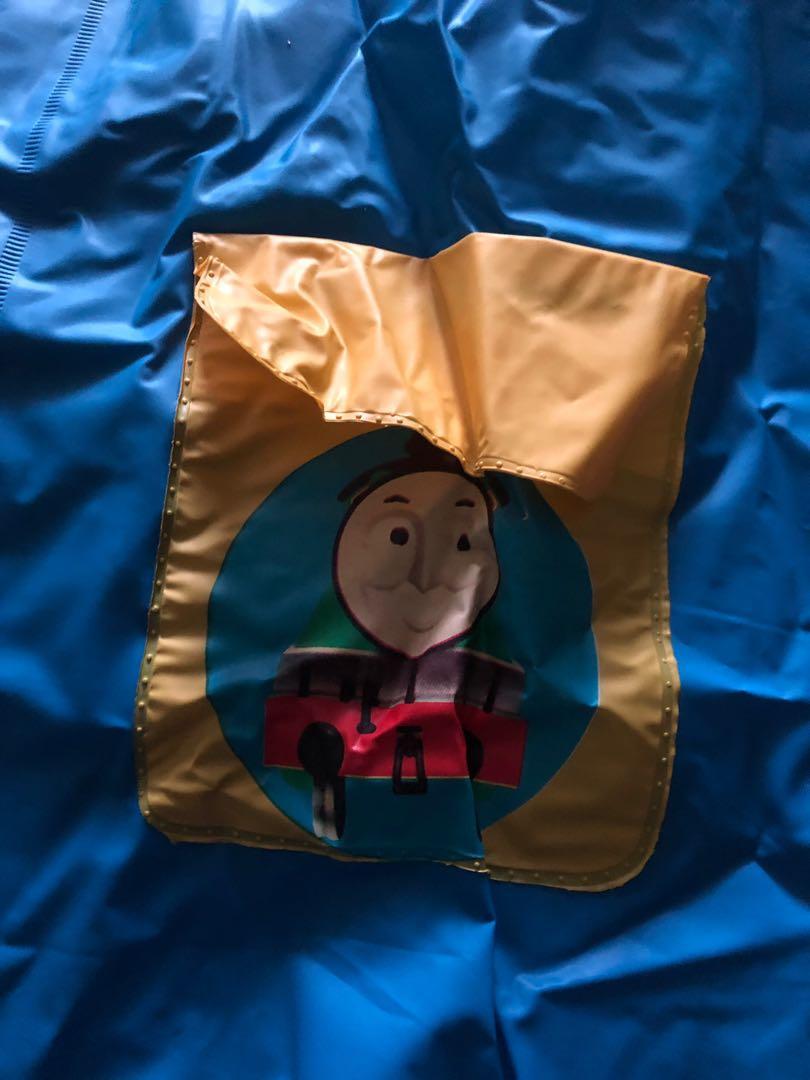Thomas train raincoat