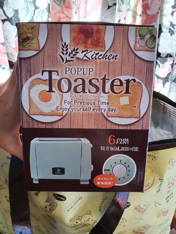 PopUp Kitchen Toaster