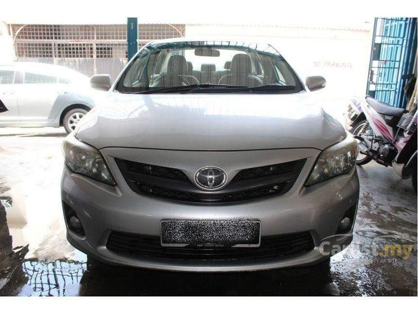 Toyota altis,Honda city,perodua myvi,proton perdana,honda civic