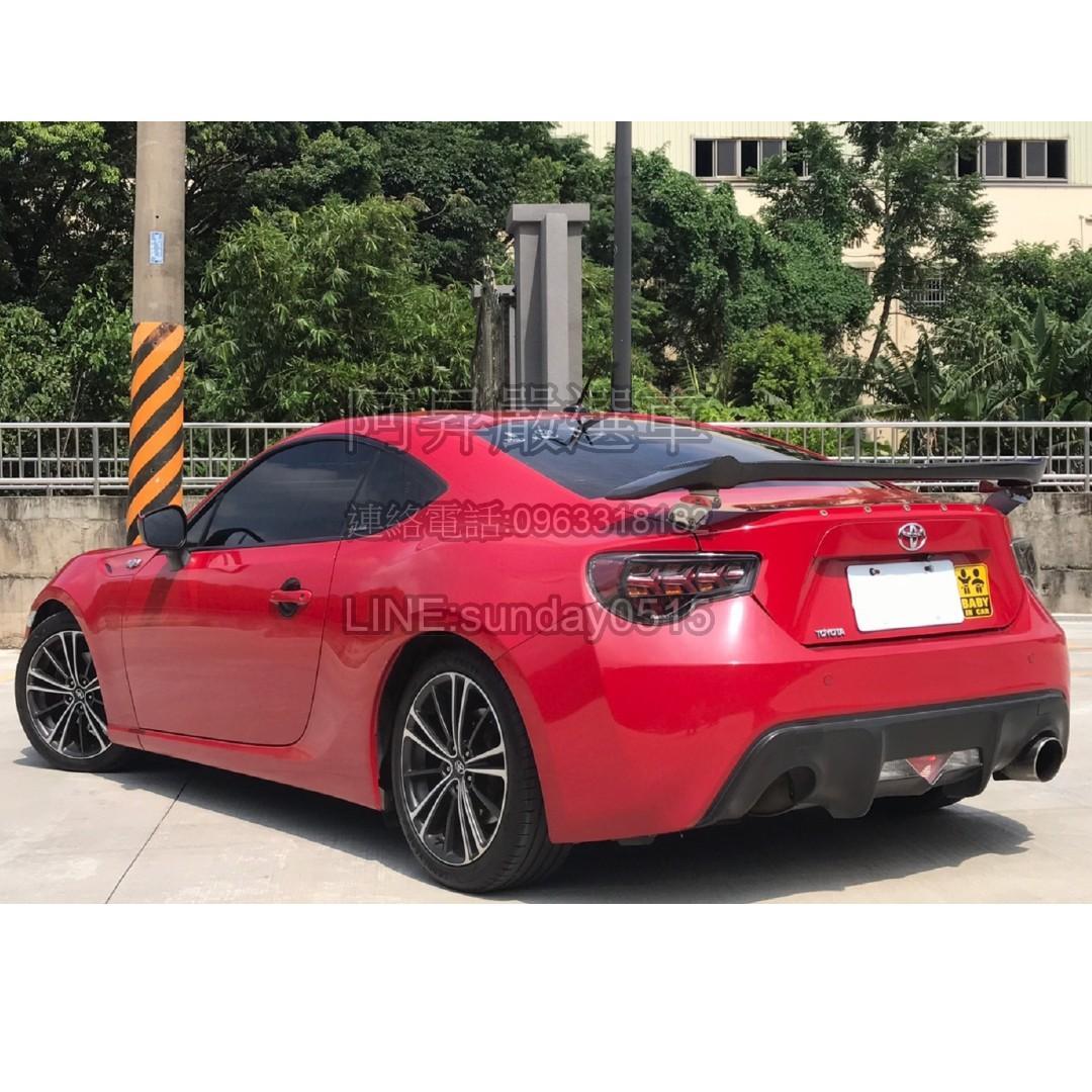 2012 TOYOTA GT86